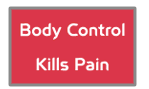Body controls kills pain